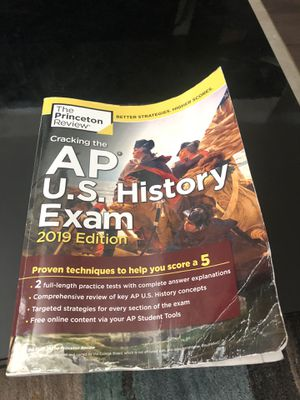 U.S HISTORY BOOK for Sale in Chino Hills, CA