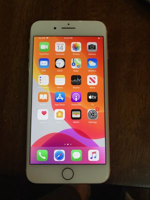 iPhone 8 Plus 64gb t mobile for Sale in Clifton, NJ