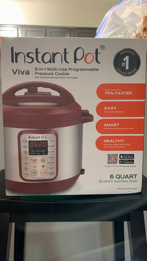 Instant Pot for Sale in Bedford, TX