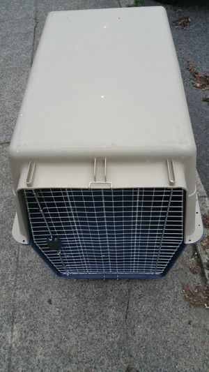 Dog kennels crate cage 40 in Long for Sale in Seattle, WA
