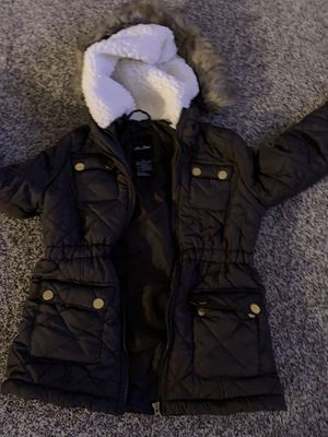 Girls items: brown coat size 10 $5 owl twin reversible bedding $10, brown boots size 1 $5, converse size 2 $7 and dress shoes and boots size 13 $5 for Sale in Zanesville, OH