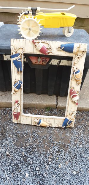 Cool nautical theme frame 20 for Sale in Camden, DE