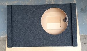 """NEW! 12"""" subwoofer box Chevy Crew Cab for Sale in York, PA"""