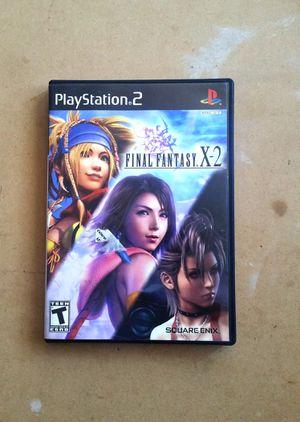 Final fantasy X-2, PS2 for Sale in El Cajon, CA