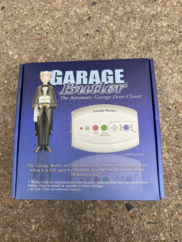 Garage Door Butler