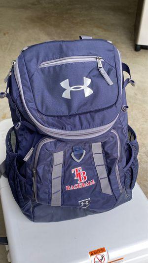 Baseball/softball bag for helmet, glove and bat for Sale in Lynnfield, MA