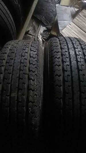 2 tires for Sale in Dallas, TX