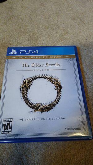 The elder scrolls online for Sale in Westminster, CO