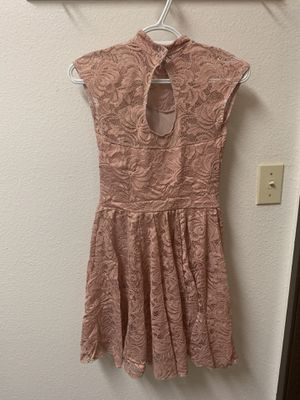 Rose Gold Choker Dress for Sale in Los Angeles, CA