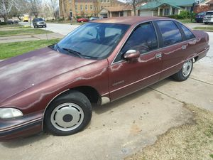 Chevy caprice sedan 1991 for Sale in Tulsa, OK