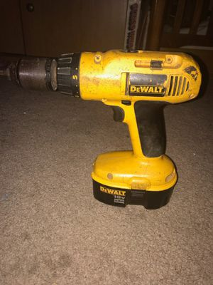 Dewalt cordless drill for Sale in Canonsburg, PA