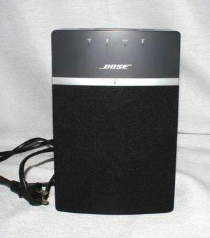 Bose Sound Touch 10 works great-NO REMOTE for Sale in Tempe, AZ