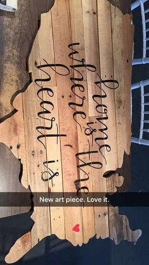 Wood art for Sale in Raleigh, NC