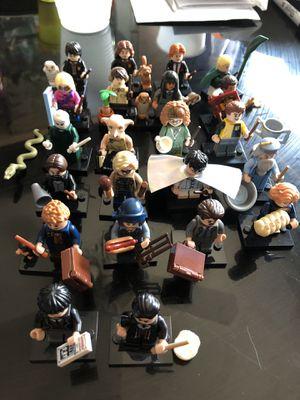 Harry Potter lego Minifigures for Sale in La Grange Park, IL