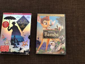Disney Movies for Sale in Sacramento, CA