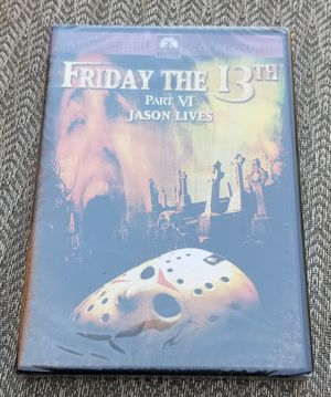 Friday the 13th Part 5 A New Beginning DVD 2001 for Sale in Willoughby Hills, OH