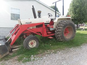 Case Tractor with front loader for Sale in Cypress, IL