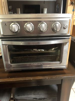 Cuisineart Air Fryer/Toaster Oven for Sale in Hayward, CA
