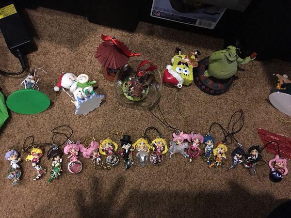 Sailor moon twinkle dollies $5 each