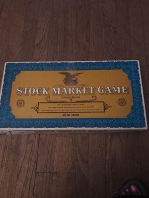 Stock Market Game for Sale in Detroit, MI