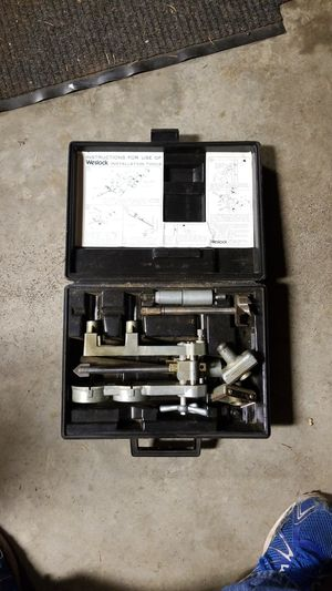 Weslock Installation Tools for Sale in Damascus, OR