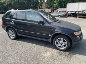 2003 BMW X5 4.4i sport package utility suv 194000 miles. Fair condition, needs some repairs. for Sale in East Brunswick, NJ