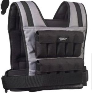 fitness gear 40 lb. weighted vest for Sale in Sterling, VA