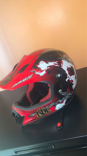 Dirt bike helmet for Sale in District Heights, MD