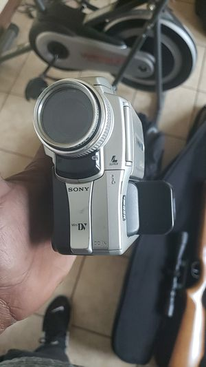 Sony Camera for Sale in Dallas, TX