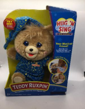 Teddy Ruxpin for Sale in Houston, TX