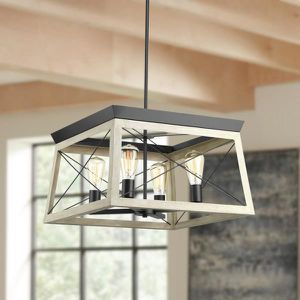 Briarwood Collection Four-Light Chandelier by Progress Lighting NEW for Sale in Fort Lauderdale, FL
