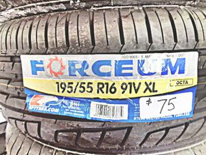 195 55 16 New Tires for Sale in San Bernardino, CA