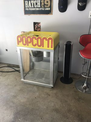 Movie theater popcorn machine for Sale in Saint Charles, MO