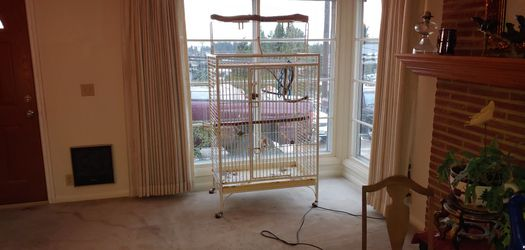 Very Large Bird Cage for Sale in Vancouver,  WA