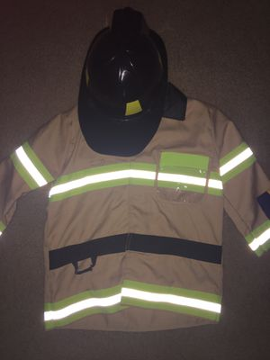 Cop & Fire Fighter Costume for Sale in Roswell, GA