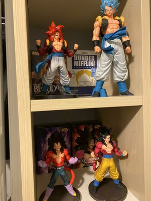 Dragon ball Z figures for Sale in La Plata, MD