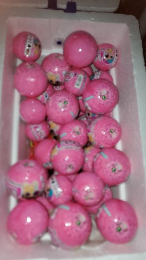 LOL SURPRISE..LIL Sisters BALL DOLLS for Sale in Houston, TX