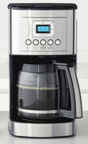 Cuisinart Perfectemp 14-Cup Programmable Coffee Maker with Glass Carafe for Sale in San Ramon, CA