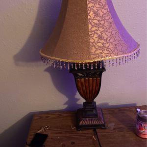 Plug In Lamp ( Bulb Included) for Sale in Wichita, KS