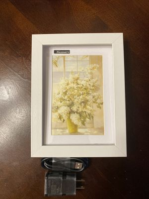 720P Hidden Picture Frame Camera W/16 GB SD Card for Sale in Sterling Heights, MI