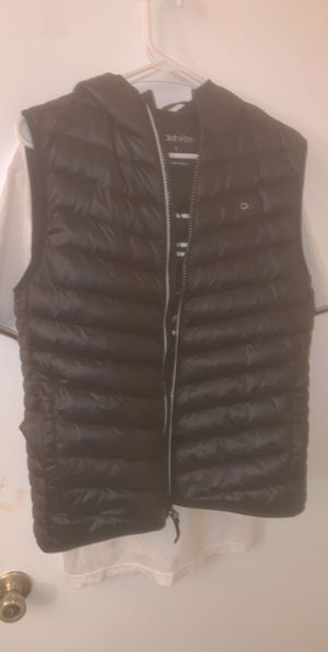 Calvin Klein puffer vest for Sale in Lorton, VA