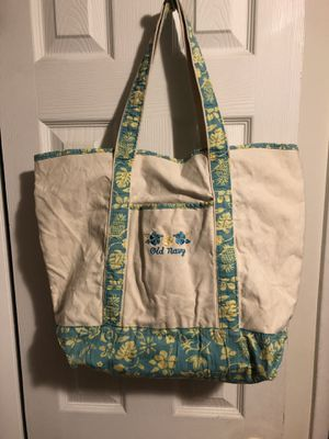 Old Navy Canvas Tote Bag for Sale in Enfield, CT
