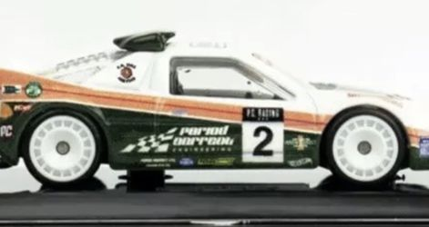 FORD RS200 1:64 DIE-CAST CAR HOT WHEELS x Period Correct for Sale in Torrance,  CA