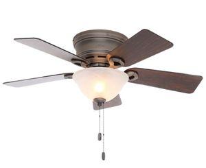 Hunter Conroy Ceiling Fan, Low Profile for Sale in Dallas, TX