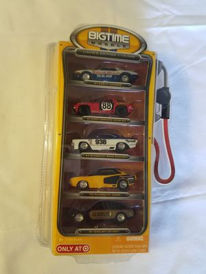 Bigtime Muscle Jada Toys ONLY AT TARGET Limited Edition 1:64 Scale Die Cast Metal for Sale in Gilbert, AZ