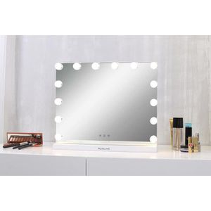 Hollywood Style Vanity Makeup Mirror With Touch Control Design LED Lights For Bedroom for Sale in Santa Clarita, CA