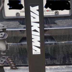 "Yakima 4 bike hitch carrier 2"" for Sale in Manassas, VA"
