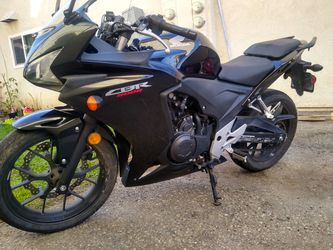 2013 Honda CBR 500R Clean Title In Hand for Sale in Garden Grove,  CA
