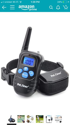 Dog training collar for Sale in Old Hickory, TN