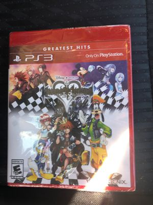 Brand new kingdom hearts 1.5 remix for ps3 for Sale in Tempe, AZ